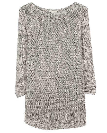 Crisp Organic Cotton Linen Pullover