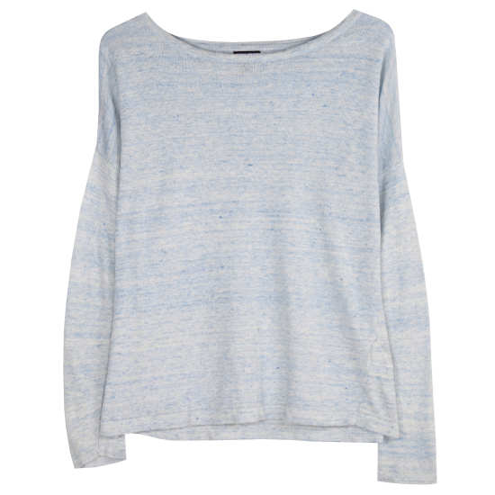 W's Lightweight Linen Sweater