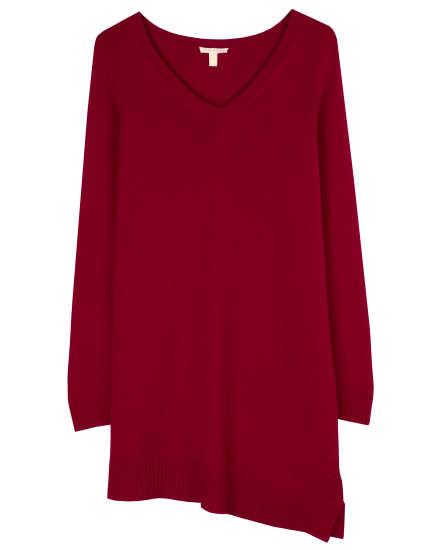 Cozy Wool Organic Cotton Melange Pullover
