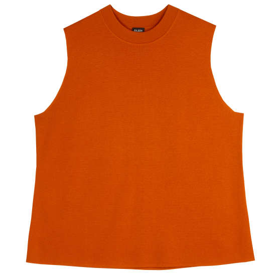 Washable Wool Interlock Tank