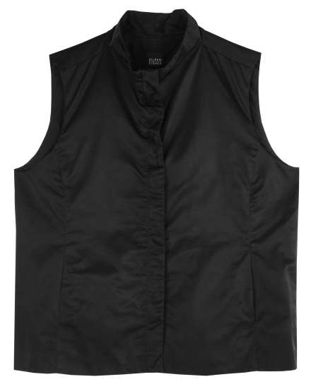Cotton Nylon With Cotton Lining Vest