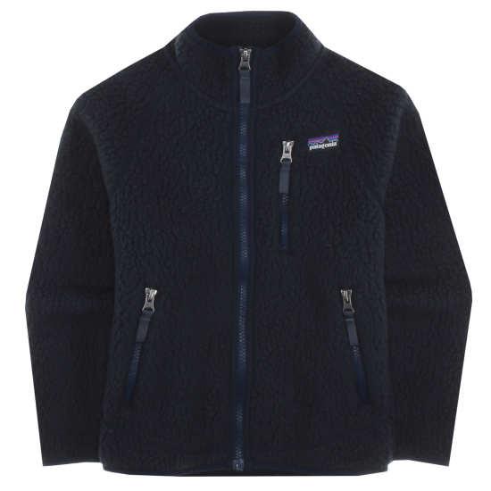 Boys' Retro Pile Jacket