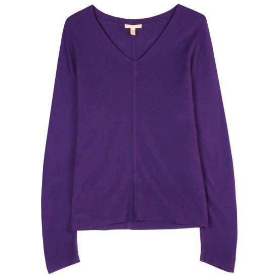 Tencel Organic Cotton Silk Pullover