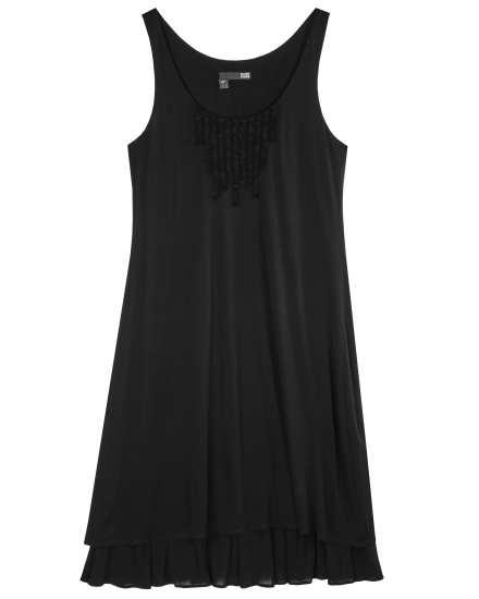 Stretch Silk Jersey Dress