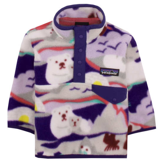 Baby Lightweight Synchilla® Snap-T® Pullover