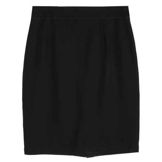 Viscose Stretch Ponte Skirt