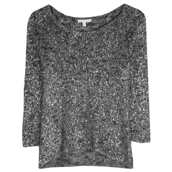 Lightwieght Shimmer Karma Pullover