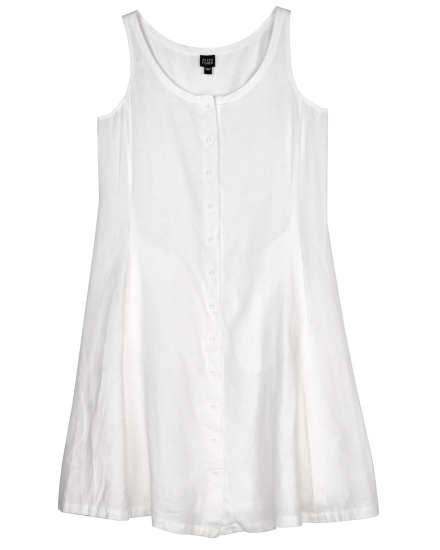 Spring Linen Dress