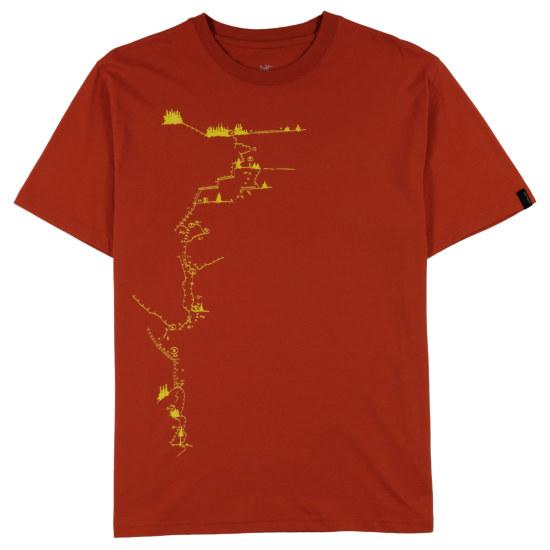 Route A+ SS T-Shirt Men's