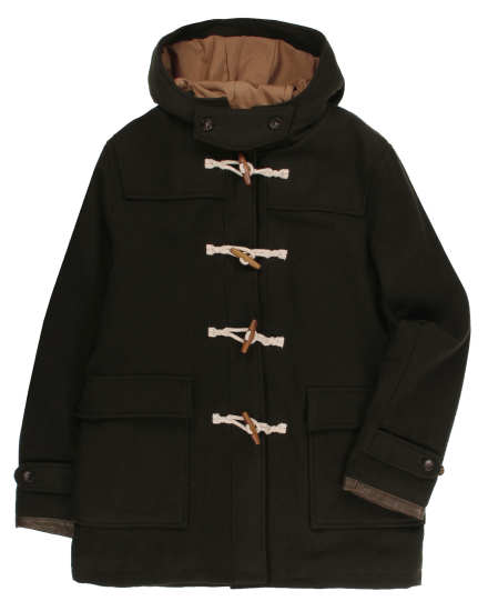 The Tomales Coat