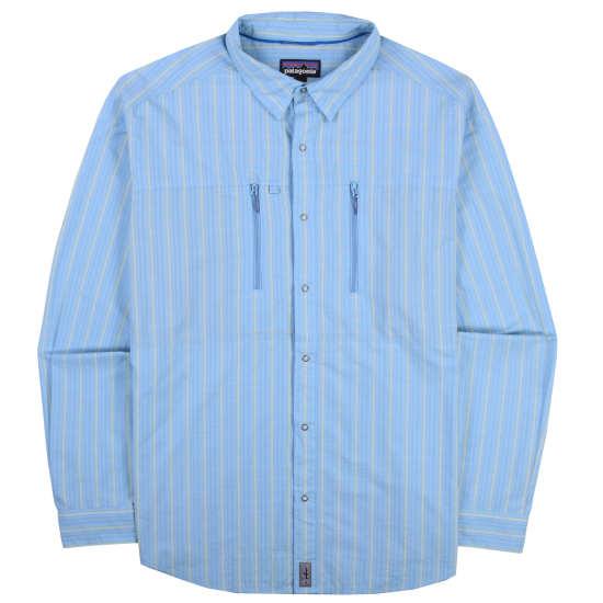 M's Congo Town Pucker Shirt