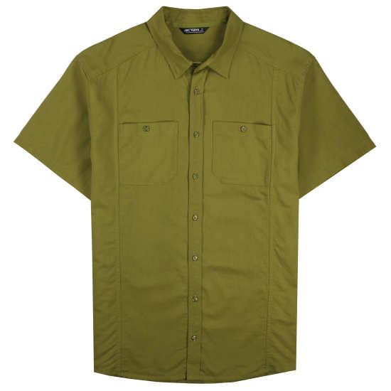Ravelin SS Shirt Men's