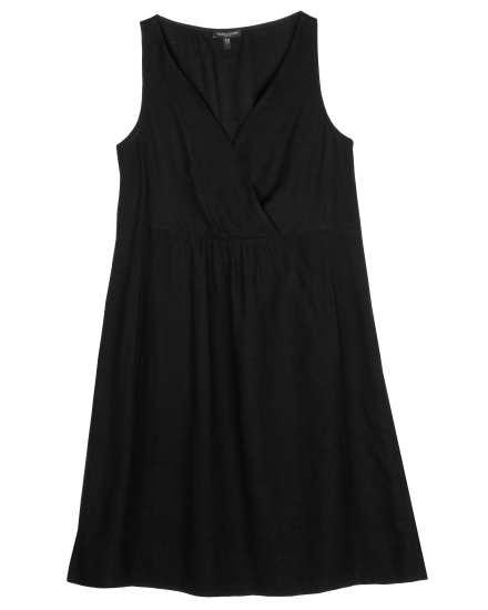 Basket Crepe Dress
