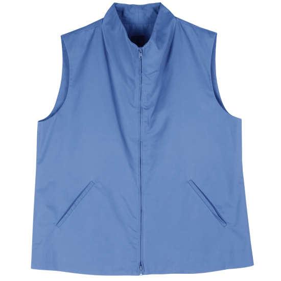 Cotton Nylon with Cotton Lining Vest