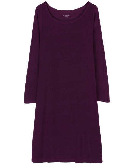 Organic Linen Jersey Dress