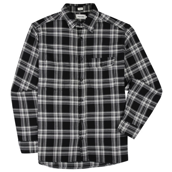 The Triple Needle Moto Utility Shirt