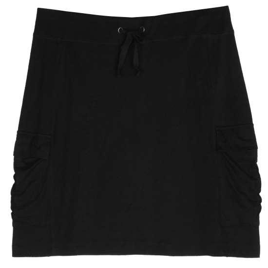 Linen Jersey Skirt