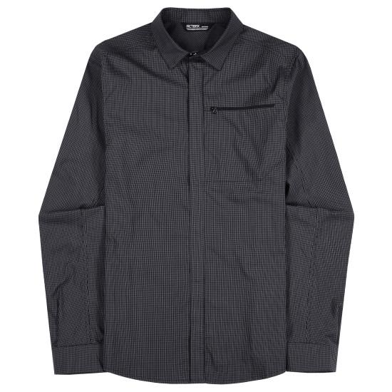 Kaslo Shirt LS Men's