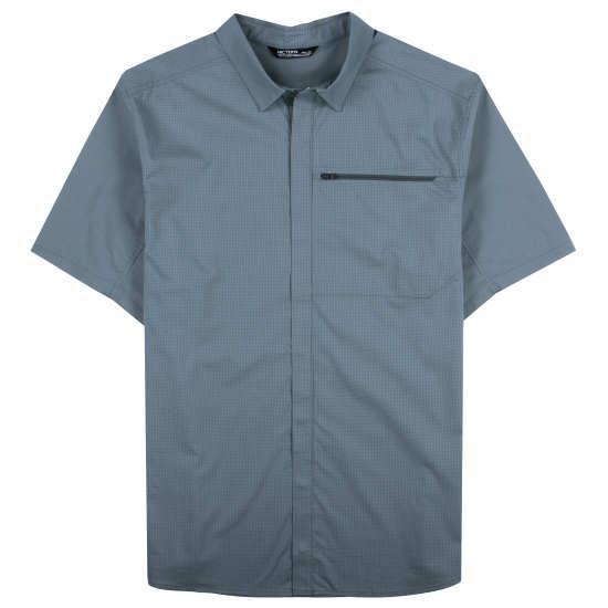 Kaslo Shirt SS Men's