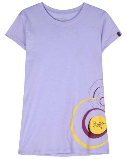 Round Logo T-Shirt Women's