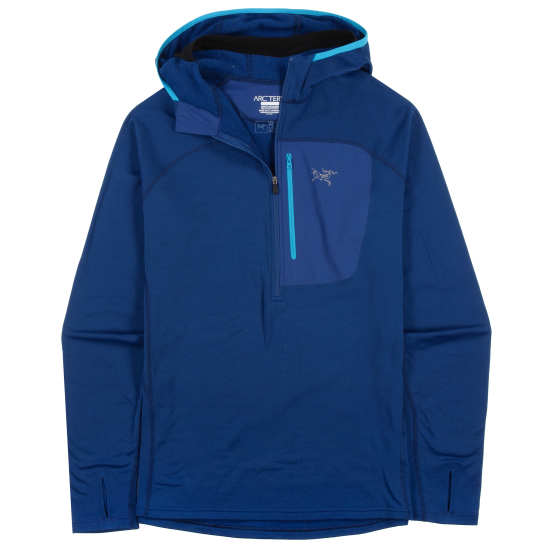 Konseal Hoody 3/4 Zip Men's