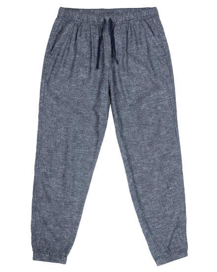 W's Island Hemp Beach Pants