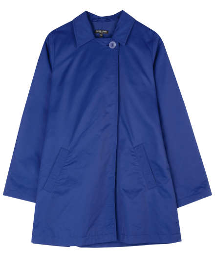 Cotton Nylon with Cotton Lining Coat