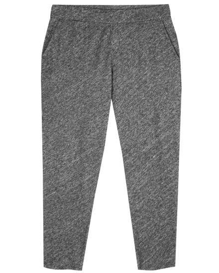 Organic Cotton & Wool Bias Twist Pant