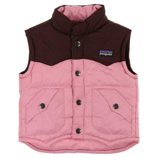 Baby Puffer Vest