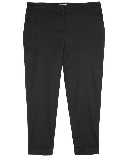 Organic Linen & Viscose Stretch Pant