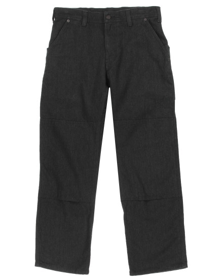 M's Iron Forge Hemp Canvas Double Knee Pants - Short