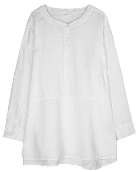 Handkerchief Linen Blouse