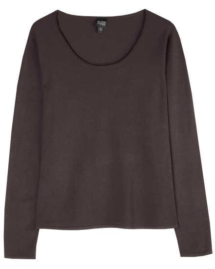 Modal Stretch Jersey Pullover