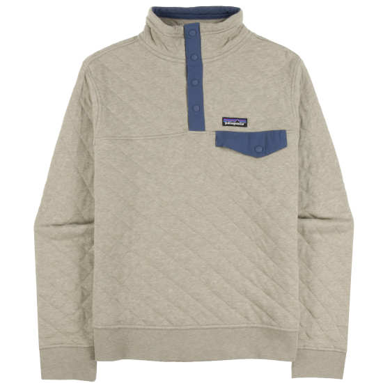 M's Cotton Quilt Snap-T® Pullover