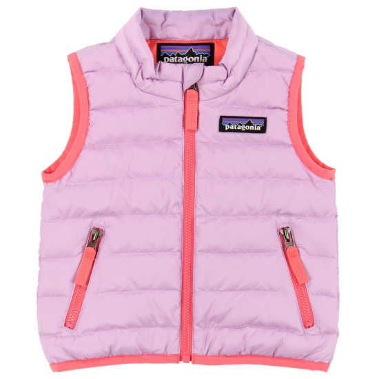Baby Down Sweater Vest