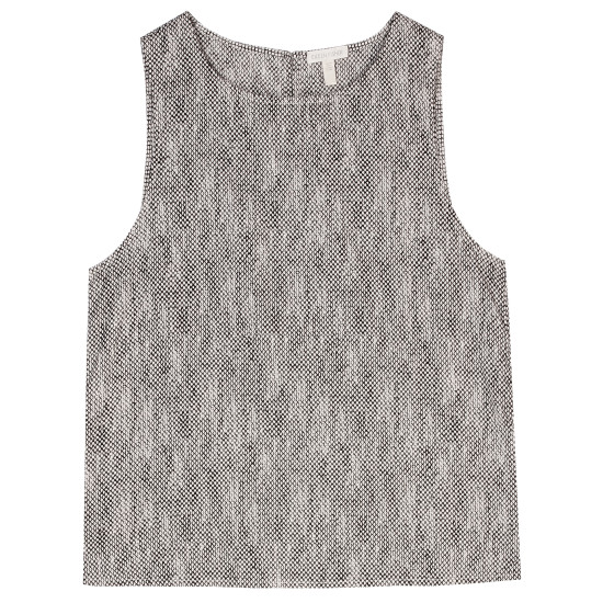 Chainette Printed Organic Cotton Blouse