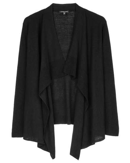 Cotton Silk Cord Cardigan