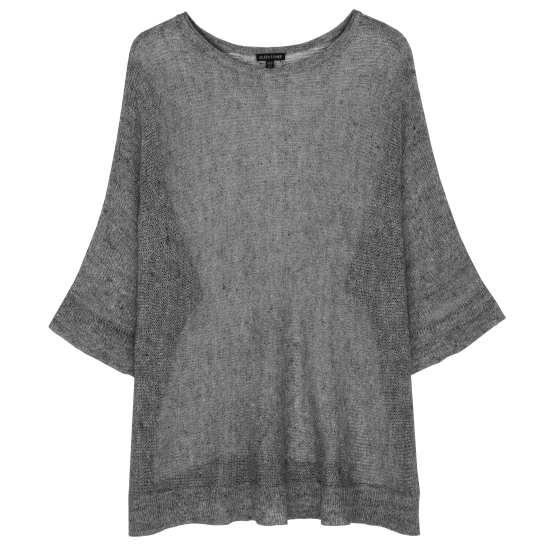 Rustic Linen Cotton Pullover
