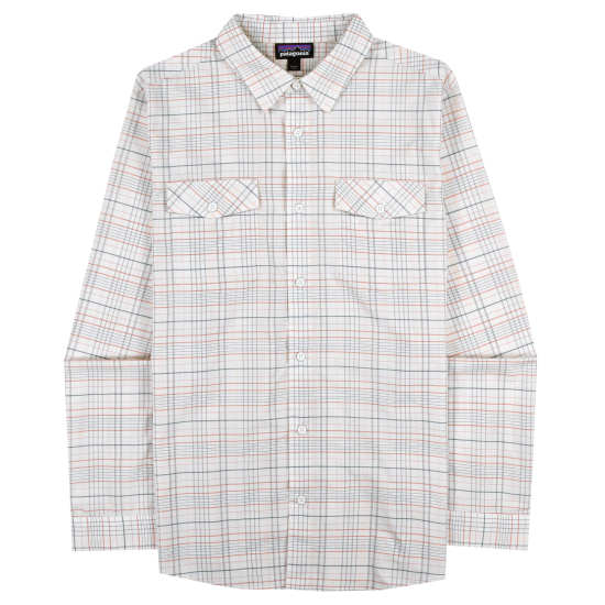 M's Long-Sleeved High Moss Shirt