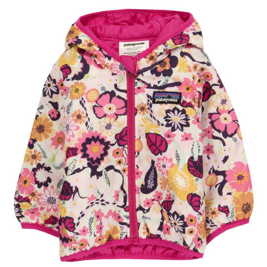 Baby Reversible Puff-Ball Jacket