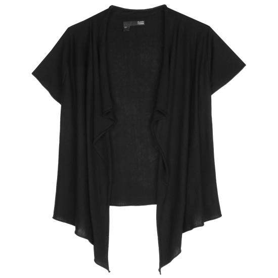 Featherweight Silk Cotton Cardigan