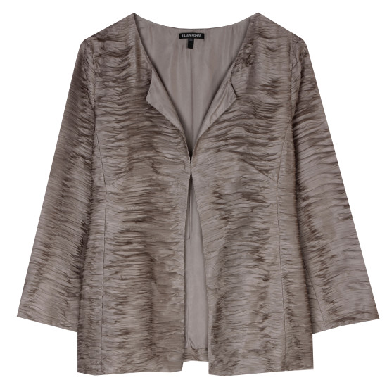 Ripple Bindu Silk Jacket