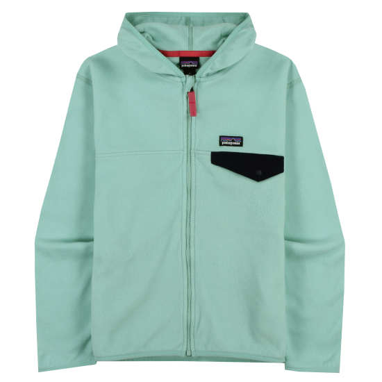 Girls' Micro D® Snap-T® Jacket