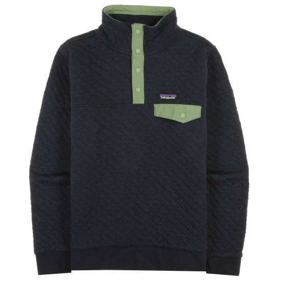 W's Organic Cotton Quilt Snap-T® Pullover