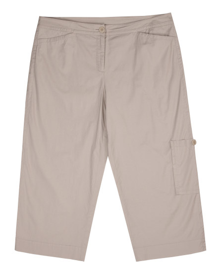 Stretch Papercloth Pant