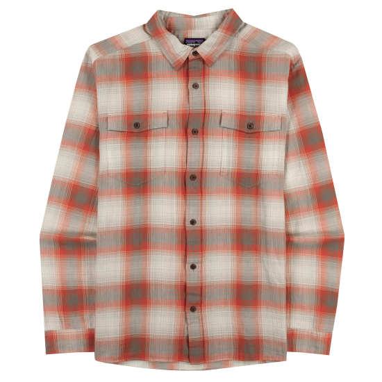 M's Long-Sleeved Steersman Shirt