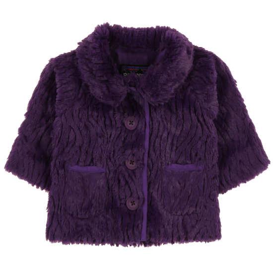 Baby Snowy Pelage Jacket