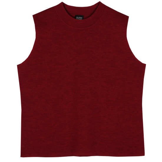 Washable Wool Interlock Vest