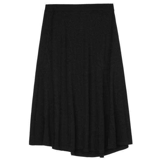 Merino Jersey Skirt