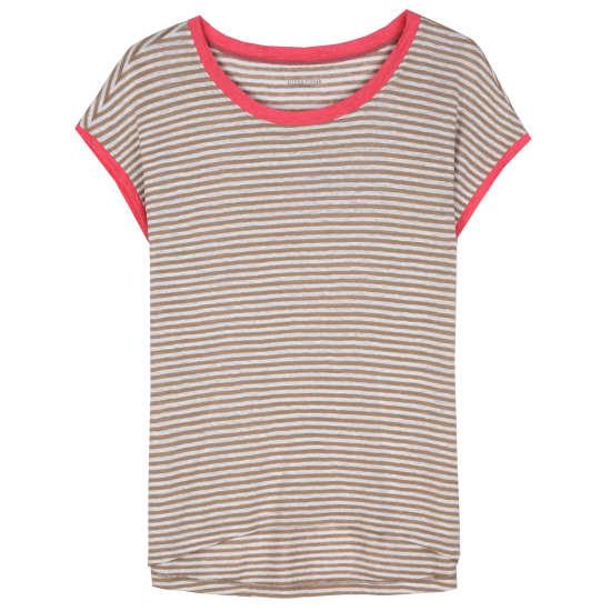 Linen Jersey Stripe Tunic